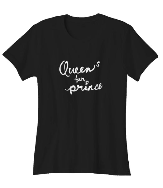 Queen Pur Prince Woman's T-Shirt