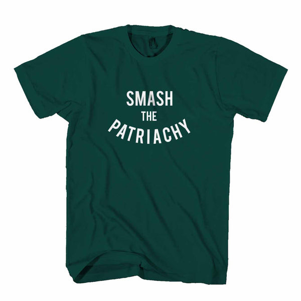 Smash The Patriarchy Empowerment Man's T-Shirt