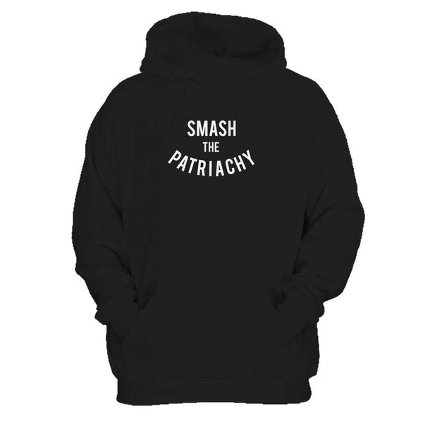 Smash The Patriarchy Empowerment Man's Hoodie