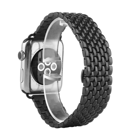 The Classic Steel watch band