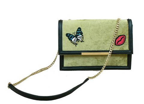 Butterfly Kiss Vegan Handbag