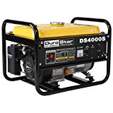 DuroStar DS4000S, 3300 Running Watts/4000 Starting Watts, Gas Powered Portable Generator - Hot Selling Item