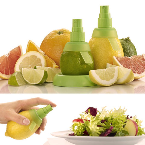 Free Citrus Sprayer - Cooking Lovers Dream!