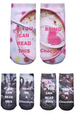 "Free ""If You Can Read This"" Wine Socks - Multiple Colors"