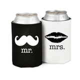 Free Mr and Mrs Can Coolers - Hot Selling Item