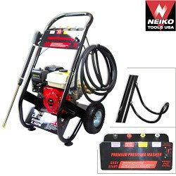 Neiko 5.5 Hp 3000 Psi Pressure Washer-nk - 10668a