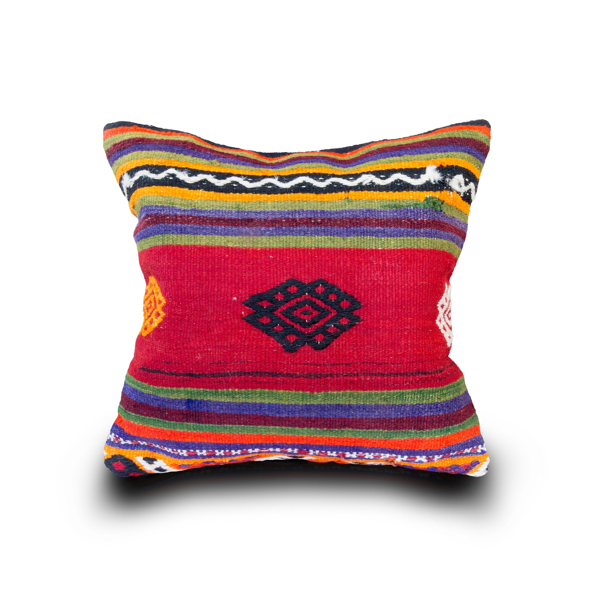 bohemian colorful aztec pillow decor southwestern pin covers cushion tribal pillows
