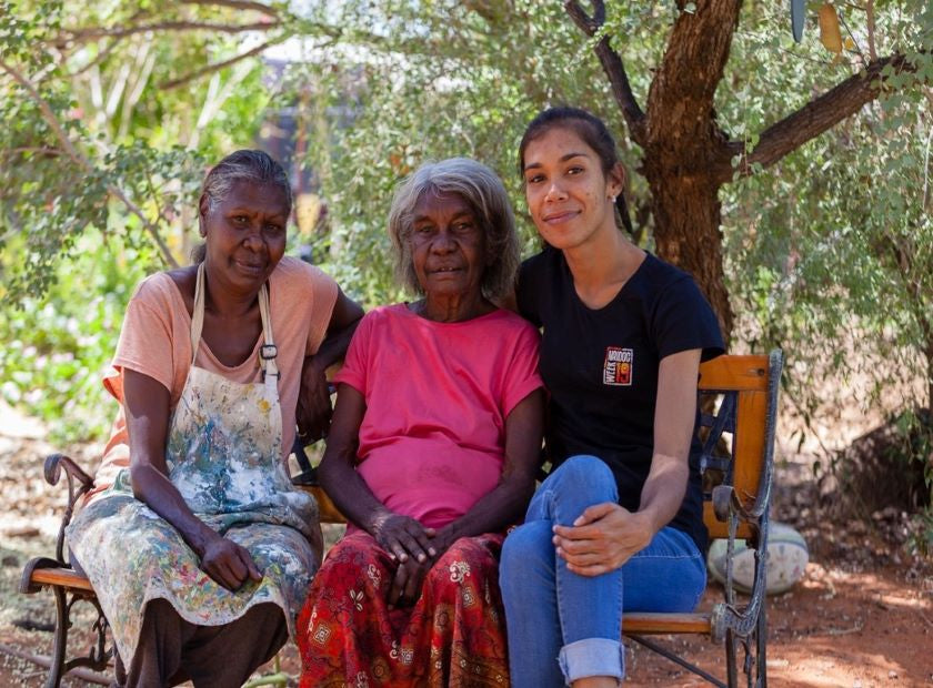 NEEDED: 1000 dresses for the heroes of the Kimberley.. our grandmothers.