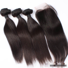 Brazilian 3 Bundle Deal with Silk Base Closure