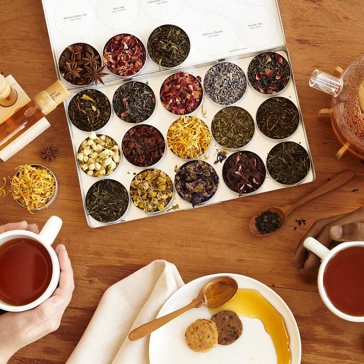 7 Herbal Teas You Must Try
