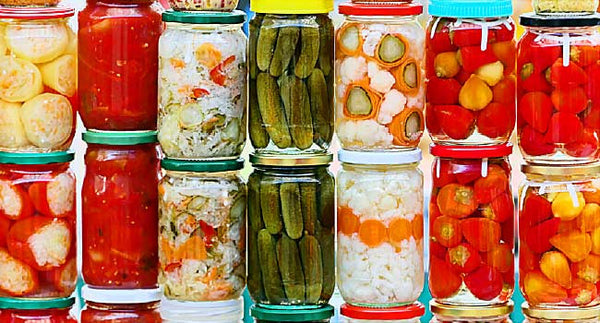 Fermented Foods Good for Your Gut and Overall Health