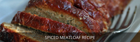 Spiced Meatloaf Recipe
