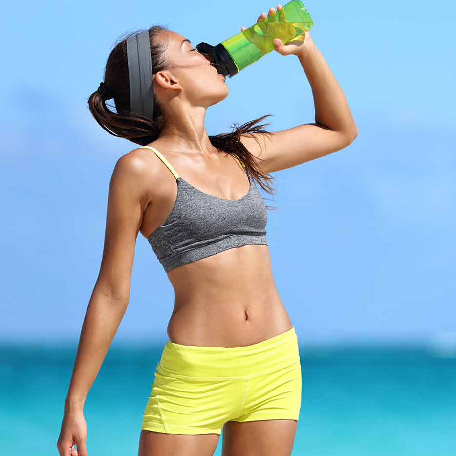 The Best Diet Trick Ever - Drink Water Lose Weight