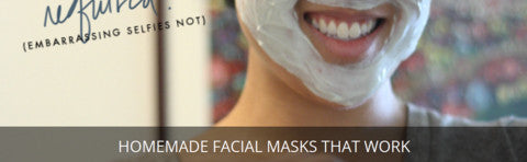 Homemade Facial Masks That Work