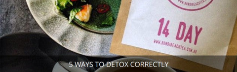5 Ways to Detox Correctly