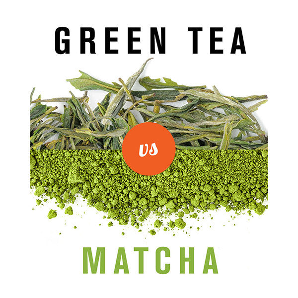 Which is better for you Matcha Tea vs. Green Tea?