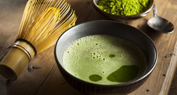 🍵What are 5 Quick Benefits of Drinking Matcha Green Tea?🍵