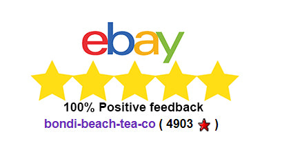 eBay Reviews Bondi Beach Tea Co.