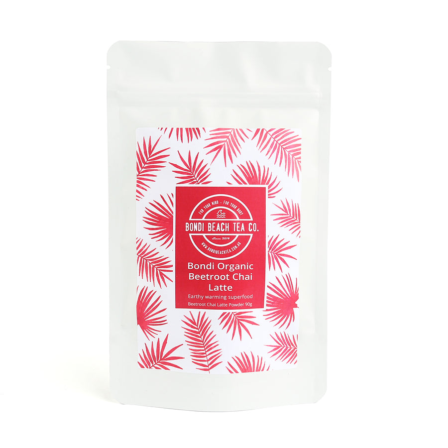 Bondi Organic Beetroot Chai Latte-Bondi Beach Tea Co