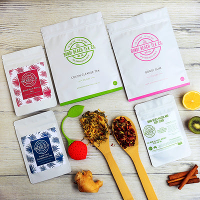 The Bondi Special Health Pack Combo 28-Day-Bondi Beach Tea Co