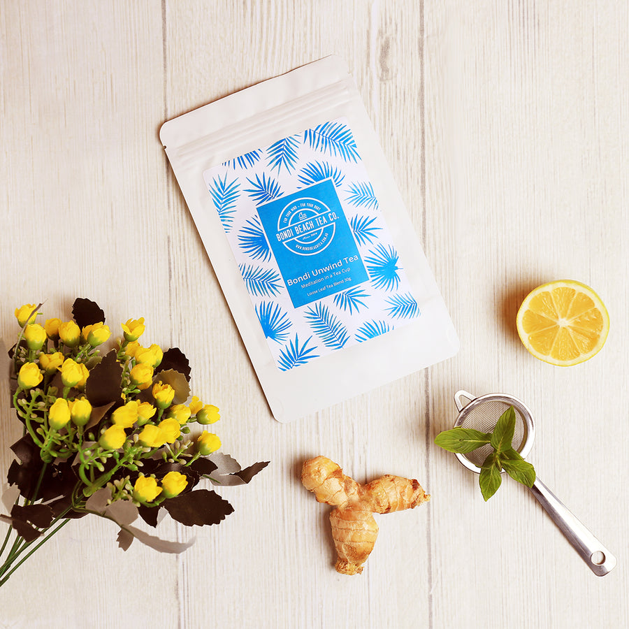 Bondi Unwind Tea-Bondi Beach Tea Co
