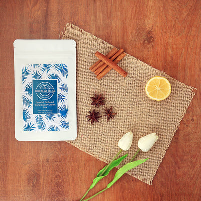 Bondi Special Pinhead Gunpowder Green Tea-Bondi Beach Tea Co