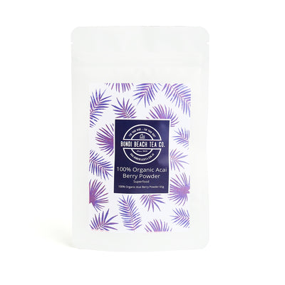 Bondi 100% Organic Acai Berry Powder-Bondi Beach Tea Co