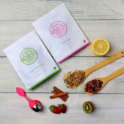 The Bondi B-Slim Detox 28-Day Program-Bondi Beach Tea Co