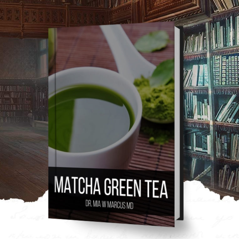 Matcha Green Tea eBook-Bondi Beach Tea Co