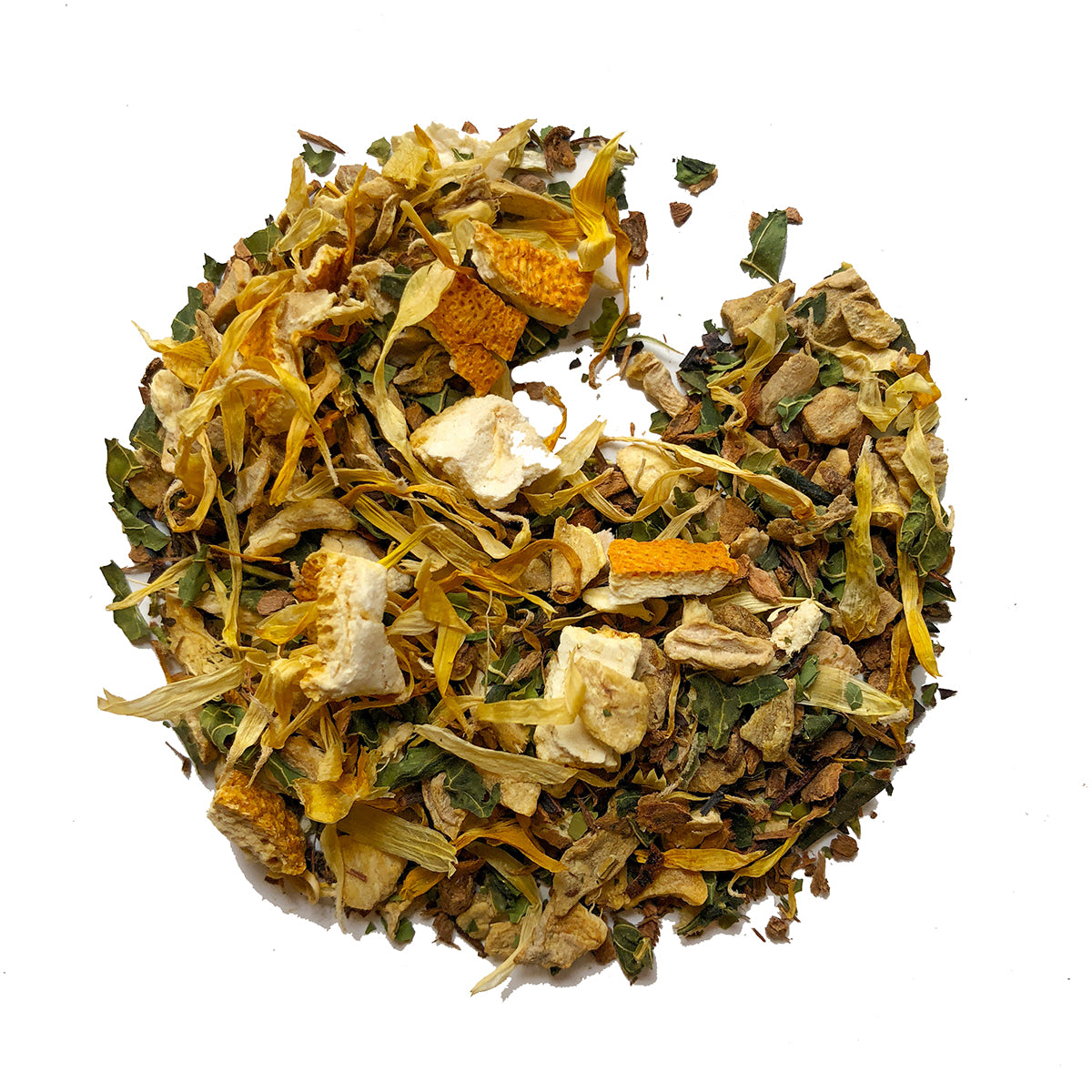 Bondi Organic Ginger and Paw Paw Leaf Tea