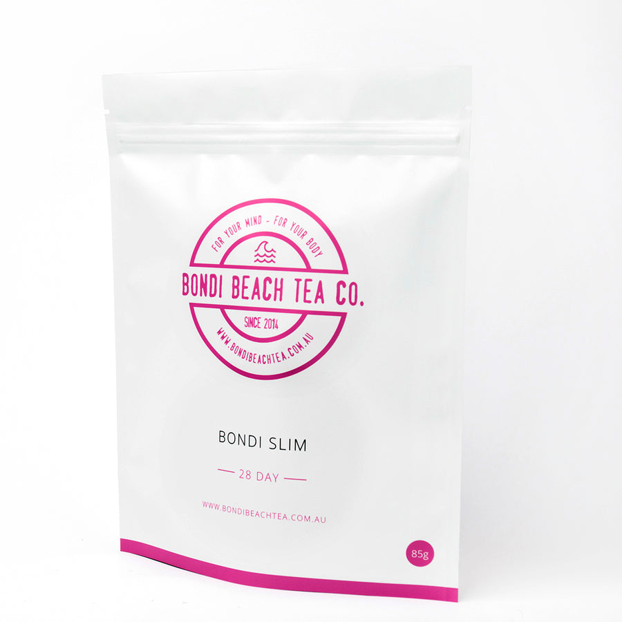 Bondi Slim Tea 28 day-Bondi Beach Tea Co