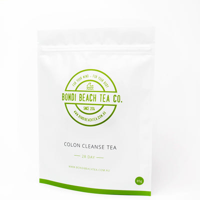 Bondi Colon Cleanse Tea 28 Day Pack-Bondi Beach Tea Co
