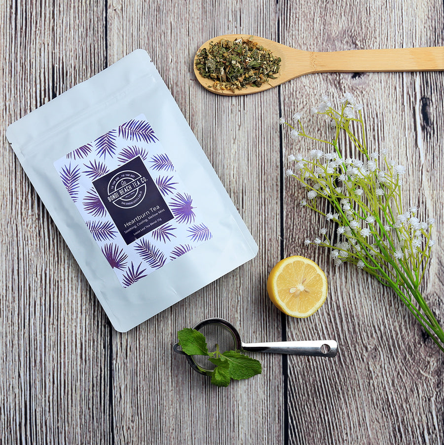 Bondi Heartburn Tea - Soothing Reflux Relief-Bondi Beach Tea Co