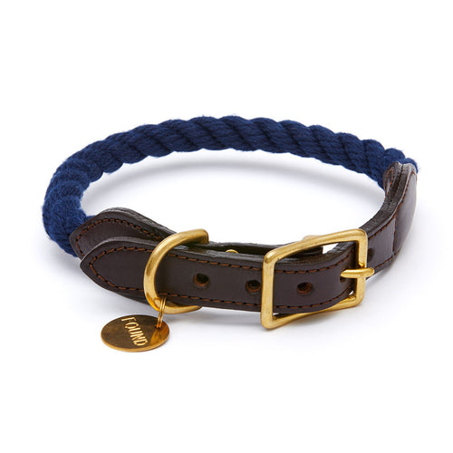 Found My Animal Collar - Navy