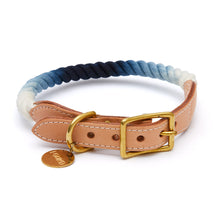 Found My Animal Collar - Indigo Fade