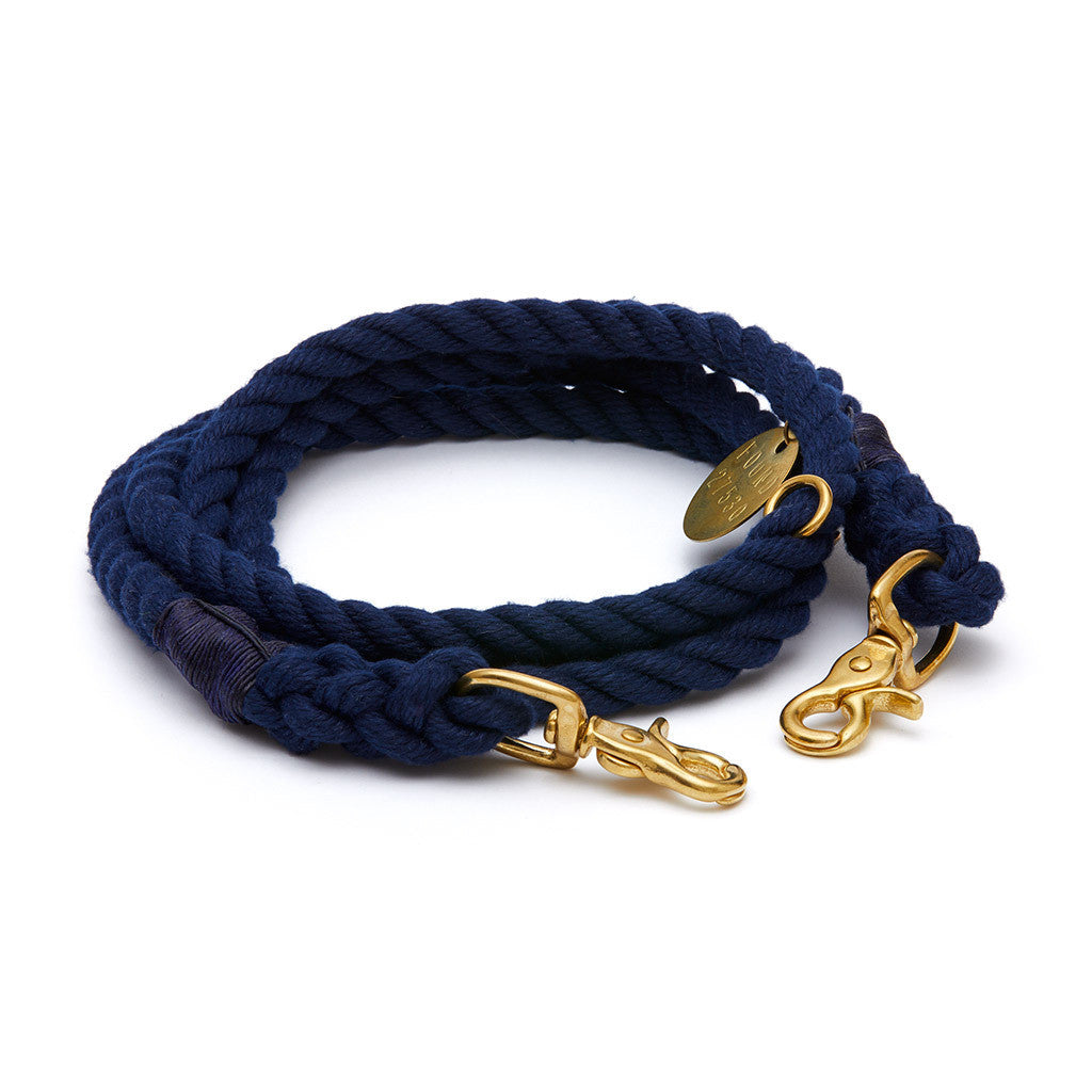 Found My Animal Lead - Navy