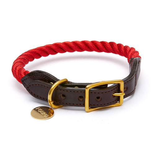 Found My Animal Collar - Red