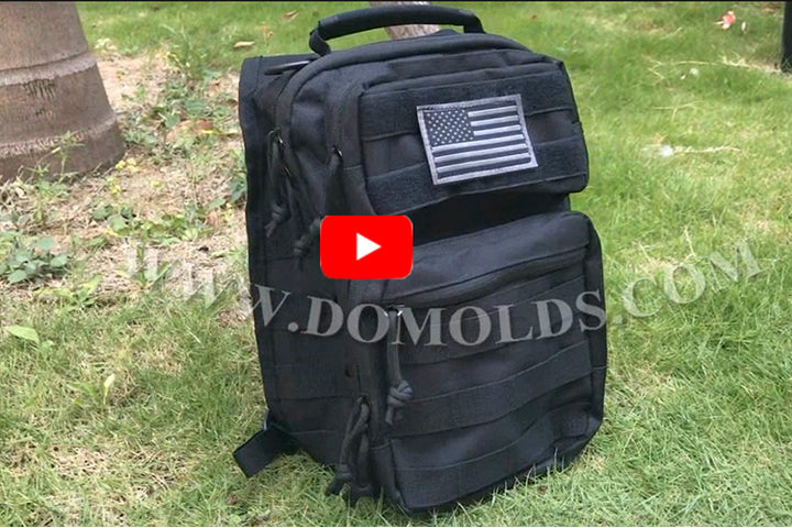 Tactical Sling Backpack  DYT-001 Black