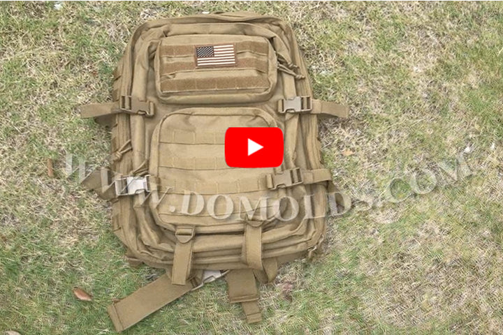 Tactical backpack DYT-007 Tan