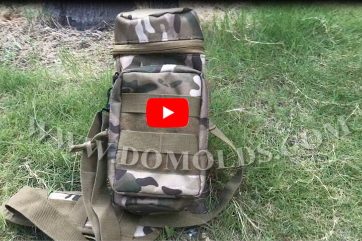 Tactical pouch DYT-026 Camo