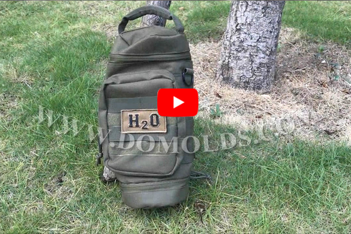 Tactical Pouch DYT-026 Green