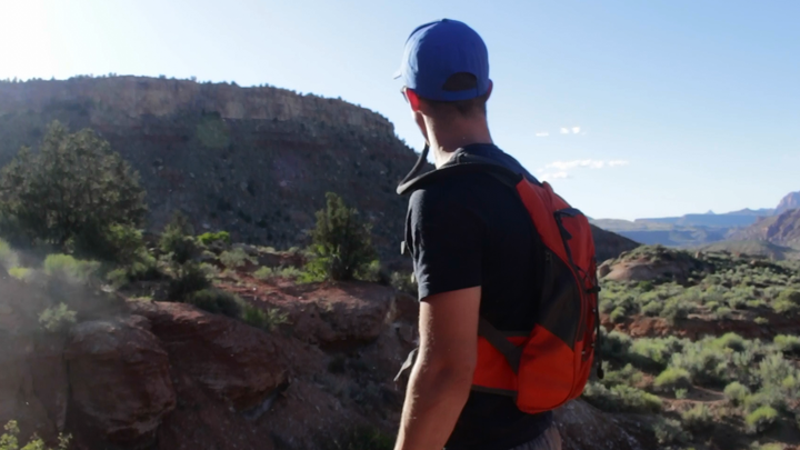 The most popular hydration backpack
