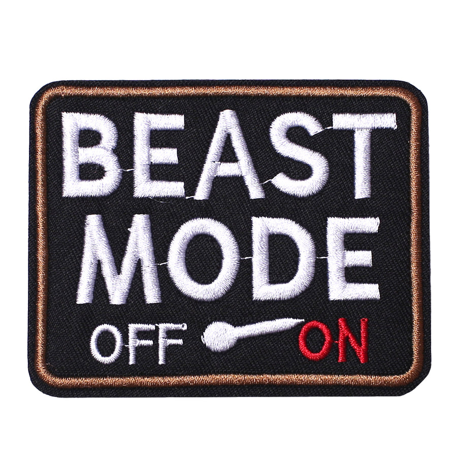 Beast Mode on  Tactical Patch