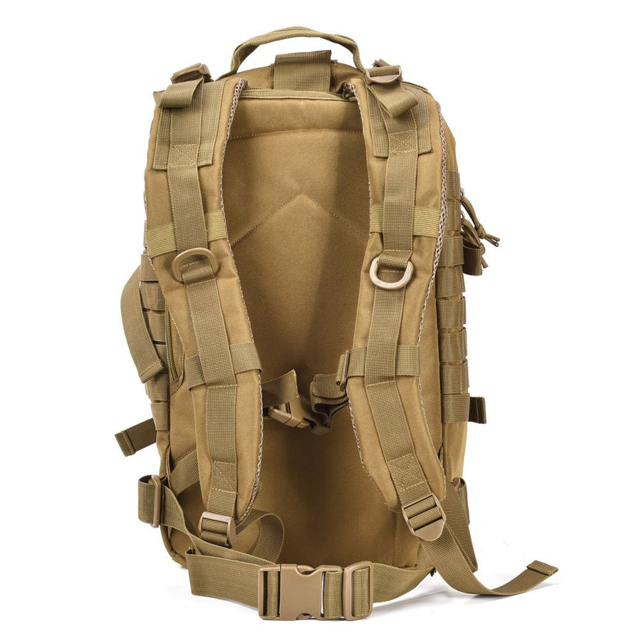 Custom Sample - Military Tactical Backpack Small Assault Pack Army Molle Bug Out Bag Backpacks