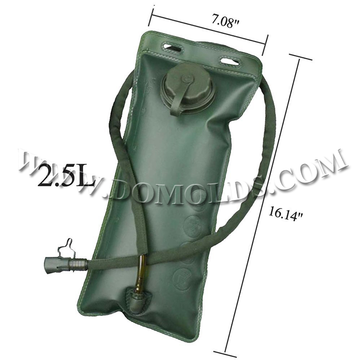 High quality army hydration rucksack