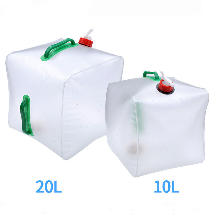 collapsible water bag factory