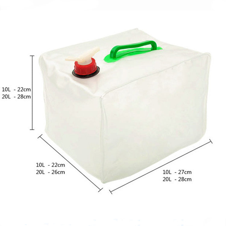 collapsible water bag vendor
