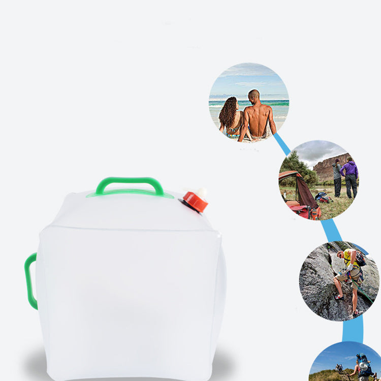 collapsible water bag China