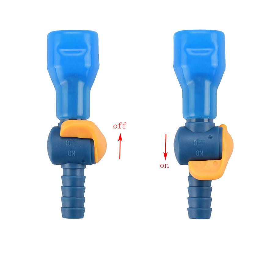 ON-OFF Switch Bite Valve Tube Nozzle Replacement Accessories Water Bladder