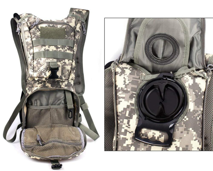 tactical hydration backpack factory